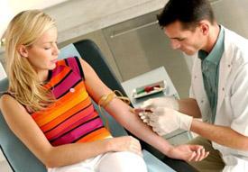 Xét nghiệm nhóm máu có xác định được huyết thống?